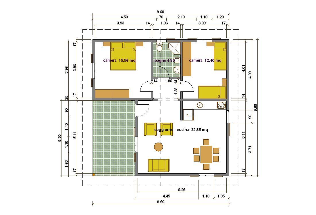 Progetto casa 100 mq id es de design d 39 int rieur - Progetto casa biella ...